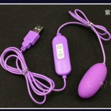 USB跳蛋女用自慰器阴蒂刺激单跳蛋 双跳蛋