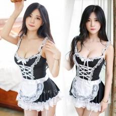 角色扮演性感女佣装情趣内衣极度诱惑女仆装NY9029