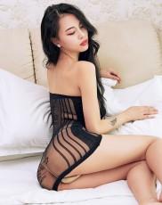 情趣内衣 爱绮丽性感透视包臀裙极致诱惑TNY1855