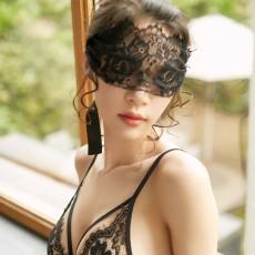 仙女蕾丝眼罩 面罩!性感情趣内衣配饰 百搭蕾丝镂空眼罩SP2004